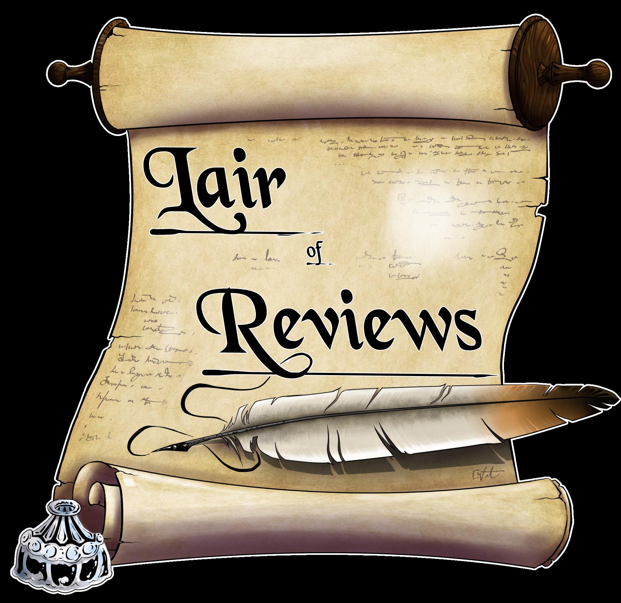 Lair of Reviews
